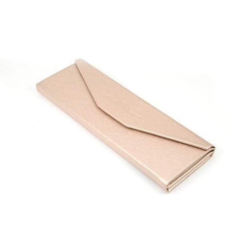 Triángulo plegable de alta calidad al por mayor de la caja de vidrios de la cartulina de la nueva moda