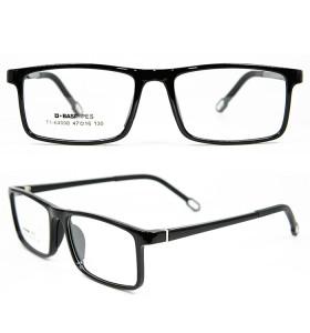 Готовые товары Новая мода TR90 Очки Гибкие детские оптические оправы для очков