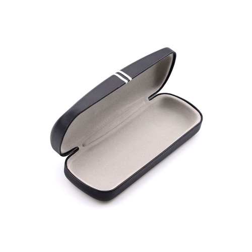 Hazır stok en kaliteli özel vogue tasarım tel çekme Metal Demir gözlük güneş gözlüğü durumda kutusu