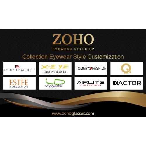 Empresa Zoho 8 series de grandes marcas.