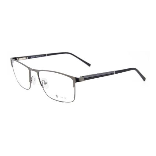 Los últimos marcos modelo de los vidrios ópticos del metal de las gafas durables de la venta superior del estilo superior de la moda para los hombres