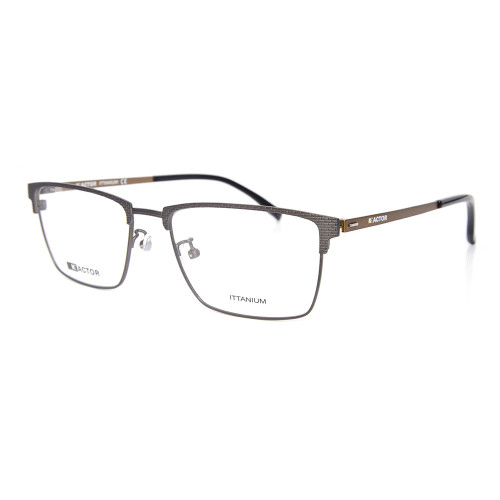 En popüler yüksek kalite Esnek bahar gözlük çerçeveleri erkekler için Titanyum optik gözlük çerçevesi