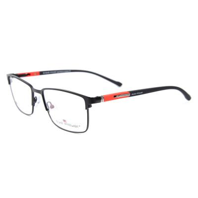 أعلى بيع جديد تصميم الأزياء دائم الربيع نظارات معدنية مرنة النظارات البصرية إطارات للرجال