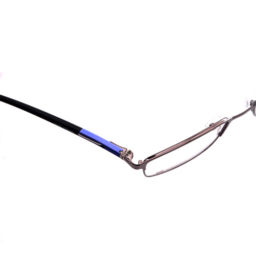 Marcos ópticos de las lentes del metal de las gafas de la primavera del nuevo diseño durable de la moda de la venta superior para los hombres