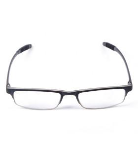 نموذج جديد تصميم بسيط رقيقة TR90 النظارات إطارات البصرية الناعمة نظارات القراءة للرجال والنساء