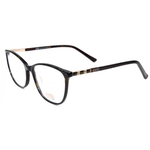Marcos de alta calidad de las gafas del acetato de diamante de las gafas de las mujeres de la moda del nuevo modelo para las señoras