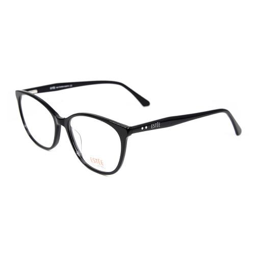 Los anteojos hechos a mano del nuevo diseño de moda listo enmarcan las lentes ópticas del acetato fino para las mujeres