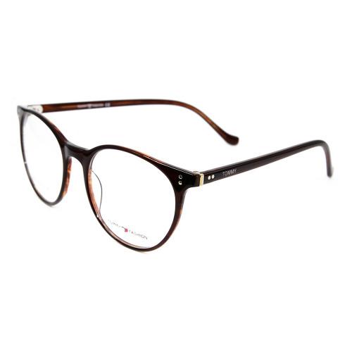 Sıcak satış moda tasarım yuvarlak gözlük çerçeveleri ultra ince asetat gözlük optik çerçeve