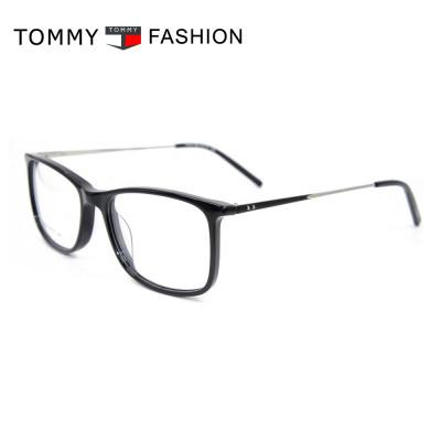 جديد حار بيع الأزياء النظارات إطار واضح رقيقة جدا خلات النظارات إطارات البصرية للرجل
