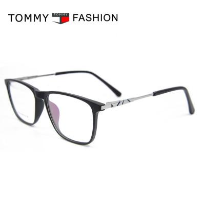 حار بيع رواج الشباب نمط النظارات مع TR90 خفيفة الوزن إطار النظارات البصرية للرجال