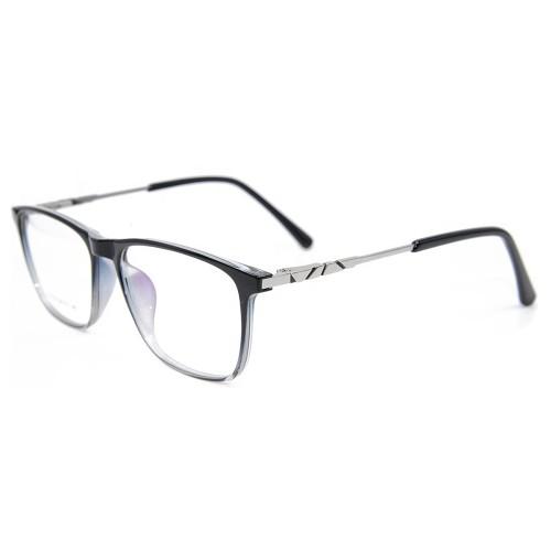 Lente joven vendedora caliente del estilo de la voga con el marco óptico ligero de las gafas TR90 para los hombres