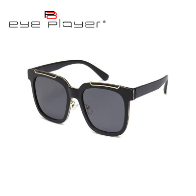 Лучшие продажи новой модели модельеров металлические солнцезащитные очки TR90 солнцезащитные очки с поляризованной линзой