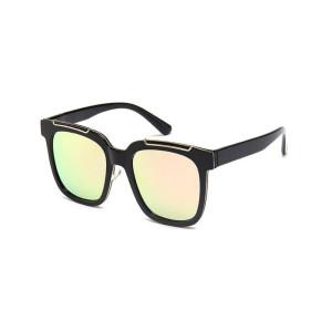 Gafas de sol TR90 con lentes polarizadas y gafas de sol de metal con lentes polarizadas.