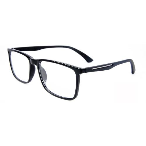 Gafas con estilo de moda de nueva calidad contratadas anteojos TR90 marcos ópticos cómodos