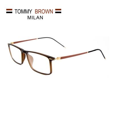 Новая модель фабрики на заказ квадратные очки кадр легкие тонкие оптические очки TR90 удобные