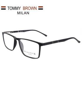 Nuevo modelo personalizado de moda desigher eyewear elasticity spring TR90 óptico marco de las lentes