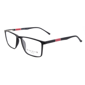 Yeni model özel moda desigher gözlük esneklik bahar yumuşak TR90 optik gözlük çerçevesi