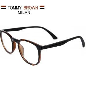 الجملة تعزيز رواج نمط البيضاوي نظارات خفيفة الوزن tr90 النظارات البصرية إطار أسعار رخيصة