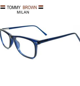 أفضل نوعية حار بيع جديد أزياء النظارات المخصصة إطارات TR90 النظارات البصرية بأسعار رخيصة