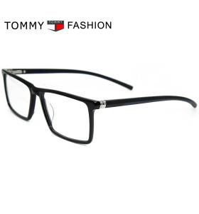 ترف الأزياء تصميم النظارات إطارات رقيقة جدا خلات النظارات الإطار خفيفة الوزن أفضل نوعية