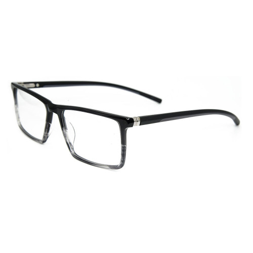 Gafas de diseño de moda de lujo monturas de gafas de acetato ultradelgadas montura ligera mejor calidad