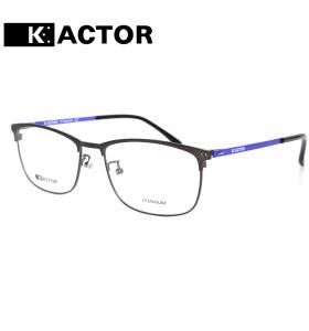 حار بيع جديد أزياء نمط نظارات معدنية مرنة إطارات التيتانيوم النظارات البصرية خفيفة