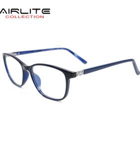 الترويجية أفضل نوعية جديدة الاسلوب المناسب النظارات tr90 إطارات النظارات البصرية خفيفة الوزن
