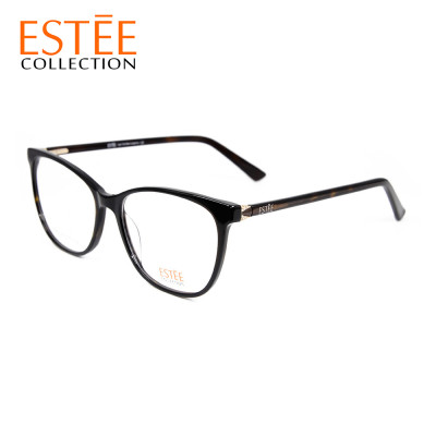Most popular new fashion design eyeglasses Acetate optical eyewear frames best quality for ladies