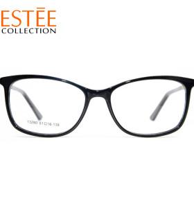 Hot sale new model classical style eyewear frames acetate women optical eyeglasses cheap prices
