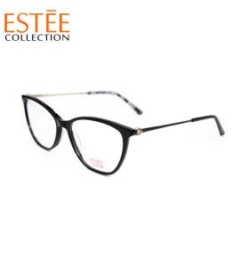 Top sale new fashion eyewears ultra thin acetate cat eye glasses optical frames best quality