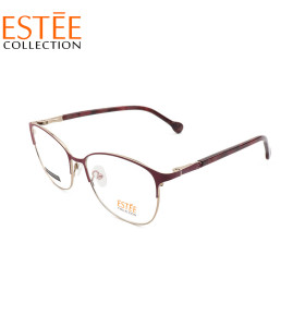 367d64e0a Top sale Guangzhou Factory custom metal fashion spectacles steel optical  cat eye glasses frames