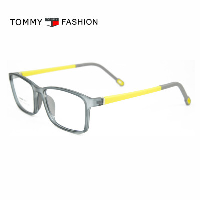 Lightweight soft TR90 eyewear frames new colorful fashion design optical eyeglasses children