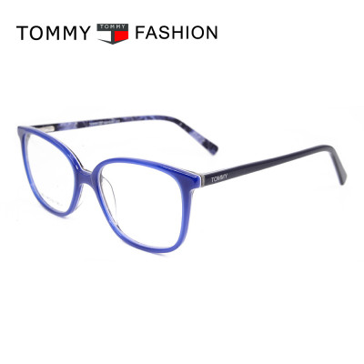 Promotional new fashion design colorful spectacles ultra thin acetate eyeglasses frames lightweight