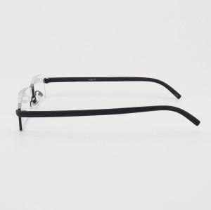 En Satış yeni Moda trendy stil TR tapınak eyewears metal kasa ile hafif okuma gözlükleri