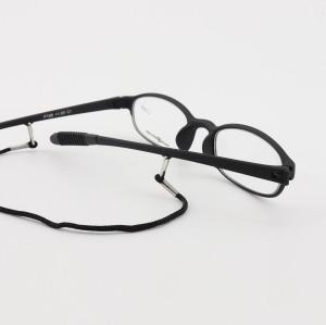 Promosyon çin fabrika kaynağı Yeni moda benzersiz tarzı TR90 yumuşak kaliteli optik Okuma gözlükleri ile çanta
