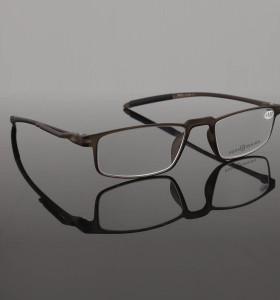 نموذج جديد أزياء تصميم بسيط إطارات البصرية البلاستيك TR90 جودة نظارات القراءة الناعمة المصنوعة في الصين