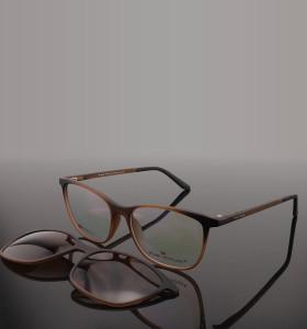 Promotional custom new fashion colors sunglass flexible TR magnetic clip on polarized lens sunglasses unisex