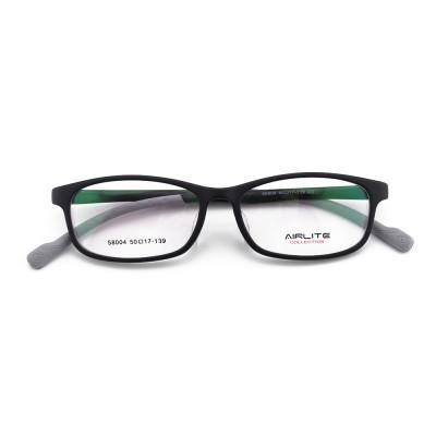 Best quality transparent young fashion design eyeglasses TR comfortable optical eyewear frames teenagers