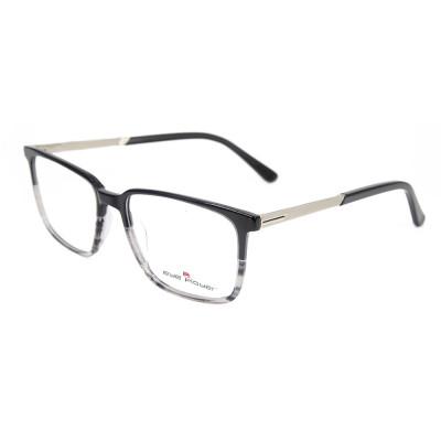 Лучшее качество горячей продажи новой моды на заказ оптические очки мужские дизайнер полный кадр очки дешево
