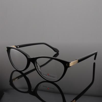 Высокое качество новых модных уникальных дизайнов очки тонкие ацетатные металлические современные оптические оправы очки легкие