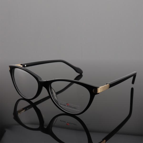 Yüksek kalite yeni trendy benzersiz tasarımlar eyewears ince Asetat metal modern optik gözlük çerçeveleri hafif