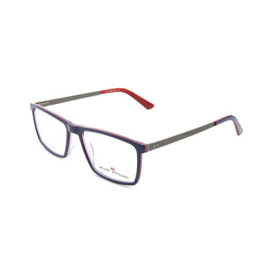 New arrival fashion design transparent Acetate spectacles Thin metal best quality optical glasses frames