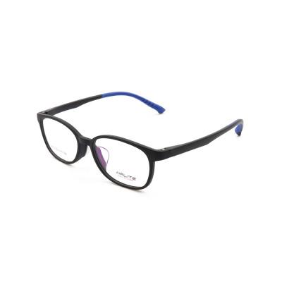 Fashion color design transparent sport eyewears plastic TR90 Soft quality vogue optical glasses Frames