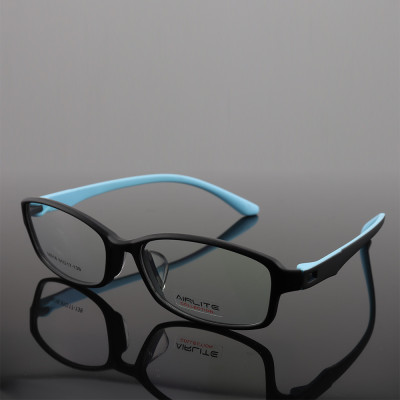 ZOHO Custom top sale colorful rubber eyewear frames TR Silicone thin optical glasses cheap price teenagers
