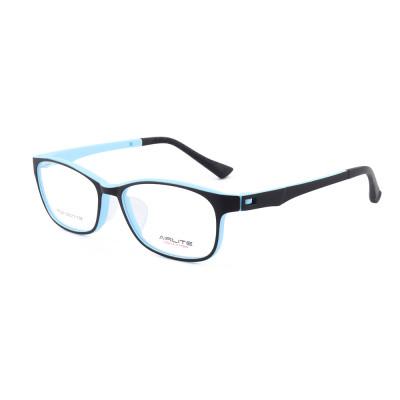 Most popular high quality fashion unique design eyewear frame TR90 Flexible Optical eye glasses frames