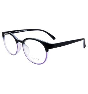 الجملة الصين مخصص أزياء جديدة رواج تصميم النظارات الملونة TR إطارات النظارات البصرية جولة