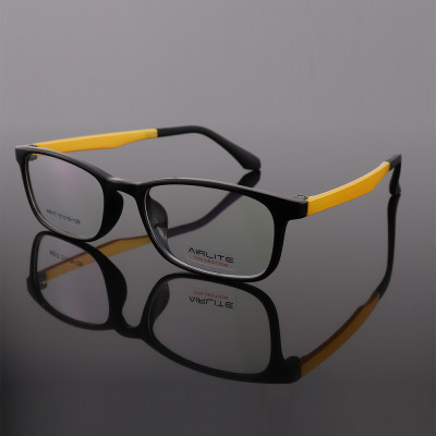 Fashion pattern new bright colorful spectacles TR optical eyeglasses frames lightweight cheap price