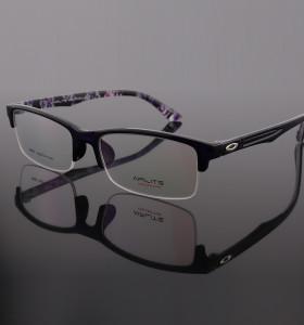 أحدث حار بيع تصميم نمط الجدة ييويرس tr Halfrim مرنة إطارات النظارات البصرية للرجال