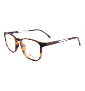 خفيفة الوزن الشباب أزياء النظارات النظارات TR90 النظارات البصرية للرجال على الانترنت حار بيع