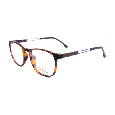 Lightweight young Fashion colorful Spectacles TR90 optical eyeglass frames for men online Hot sale